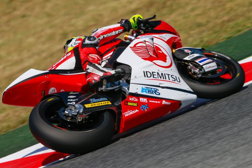 Ratthapark Wilairot, IDEMITSU Honda Team Asia, Gran Premi Monster Energy de Catalunya