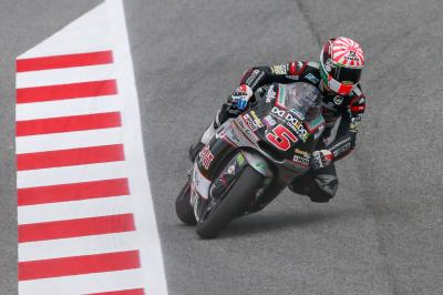 Inch-perfect Zarco charges to emotional Catalan GP victory