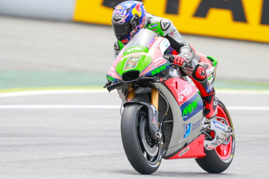 Stefan Bradl, Aprilia Racing Team Gresini, Gran Premi Monster Energy de Catalunya
