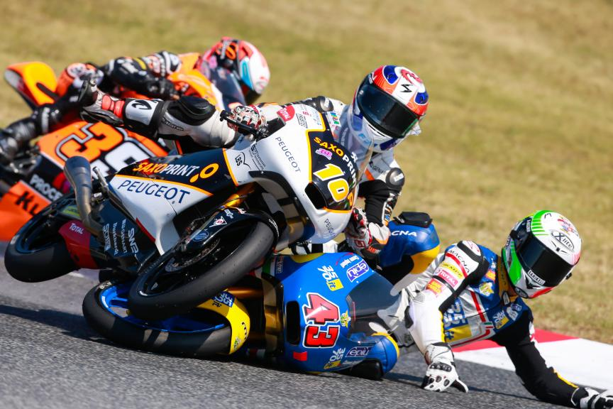 Alexis Masbou, Peugeot MC Saxoprint, Stefano Valtulini, 3570 Team Italia, Gran Premi Monster Energy de Catalunya