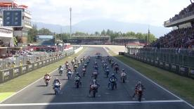 The full race session of the Moto3™ World Championship at the #CatalanGP.