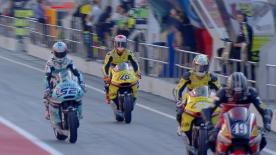 The full Warm Up session for the Moto2™ World Championship at the #CatalanGP.