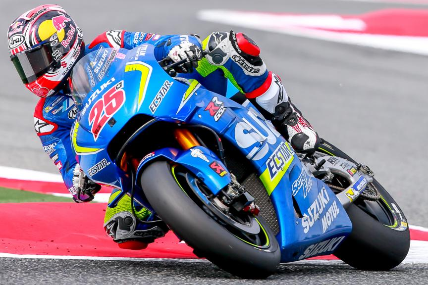 Maverick Viñales, Team SUZUKI ECSTAR, Gran Premi Monster Energy de Catalunya