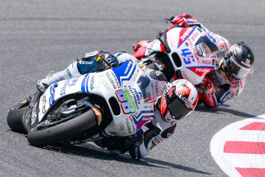 Scott Redding, OCTO Pramac Yakhnich, Yonny Hernandez, Aspar Team MotoGP, Gran Premi Monster Energy de Catalunya