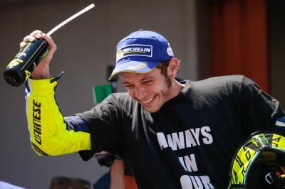 """Rossi: """"Einer der besten Siege meiner Karriere"""""""
