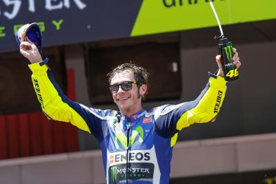 Rossi ajusta cuentas con su victoria en Cataluña