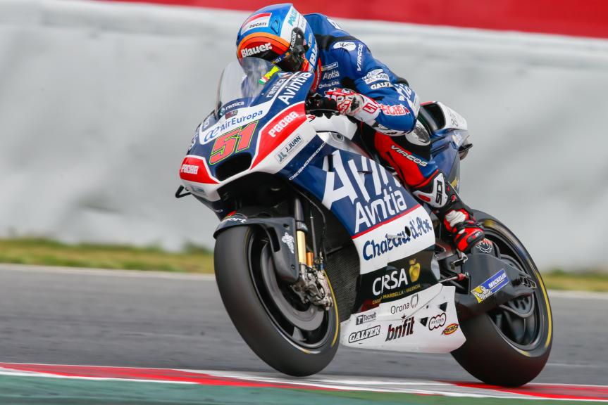 Michele Pirro, Avintia Racing, Gran Premi Monster Energy de Catalunya