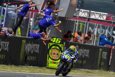 Rossi : «Ce dimanche a été parfait»