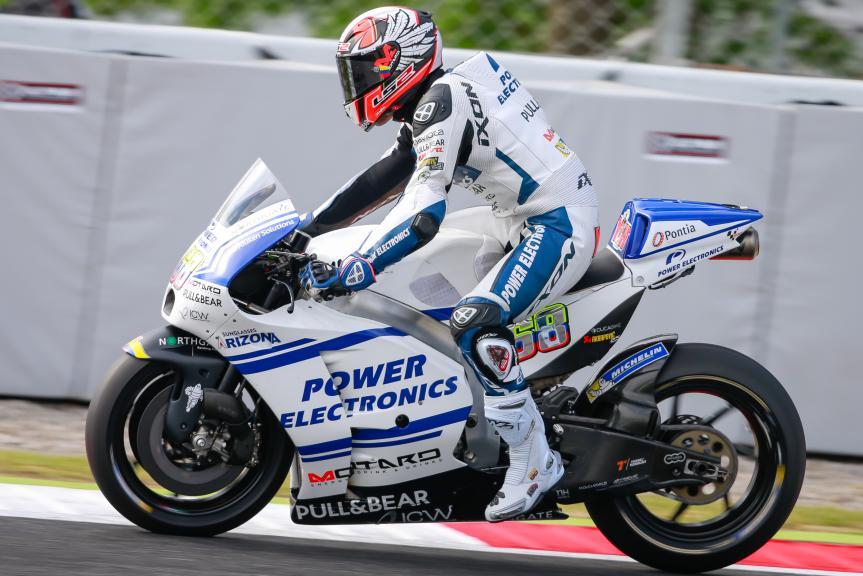 Yonny Hernandez, Aspar Team MotoGP, Gran Premi Monster Energy de Catalunya