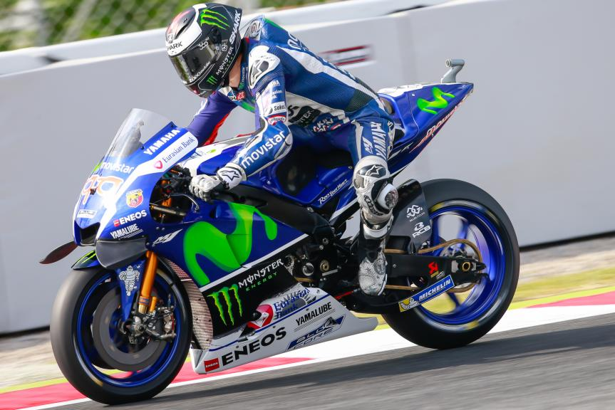 Jorge Lorenzo, Movistar Yamaha MotoGP, Gran Premi Monster Energy de Catalunya