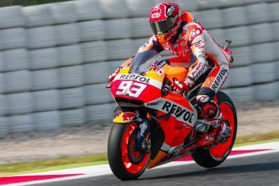 A statistical look at Sunday's MotoGP™ #CatalanGP