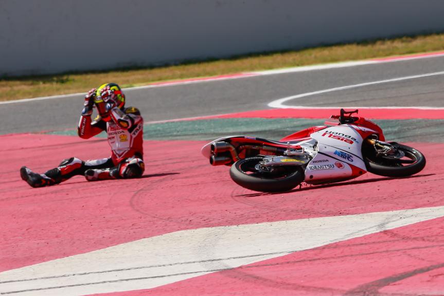 Khairul Idham Pawi, Honda Team Asia, Gran Premi Monster Energy de Catalunya