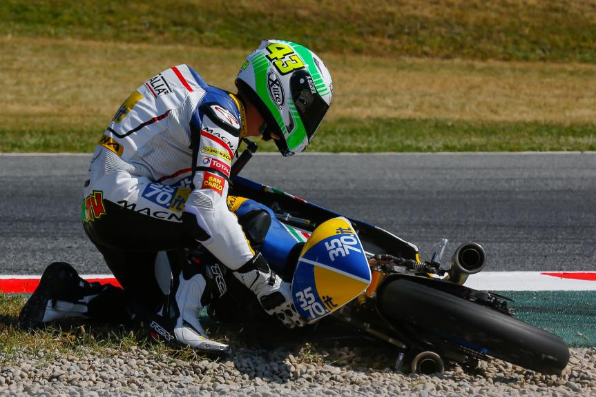 Stefano Valtulini, 3570 Team Italia, Gran Premi Monster Energy de Catalunya
