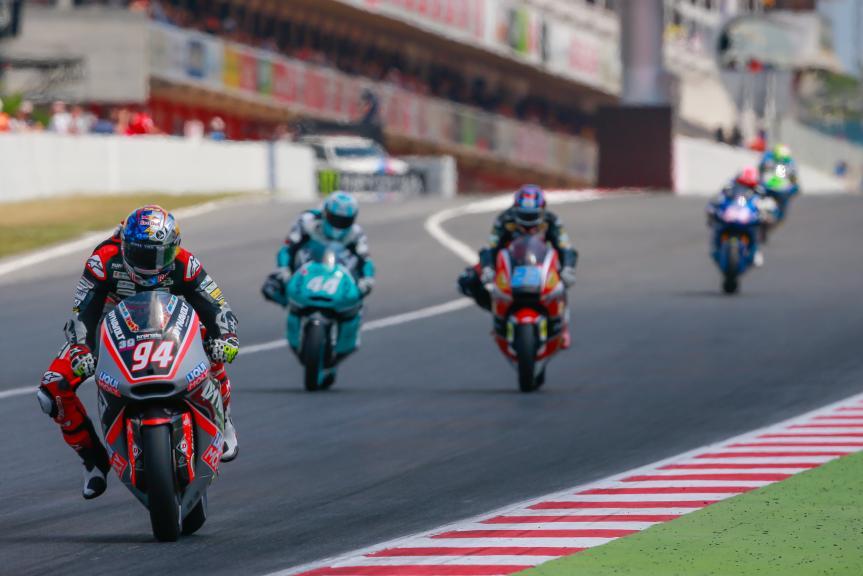 Jonas Folger, Dynavolt Intact GP, Gran Premi Monster Energy de Catalunya