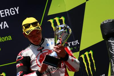 "Nakagami: ""It was difficult to keep consistency"""