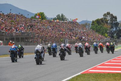 See how the riders get on in the post #CatalanGP