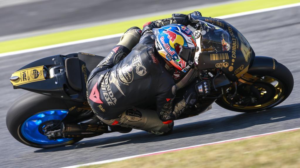 Jack Miller, Estrella Galicia 0,0 Marc VDS, MotoGP Official Test