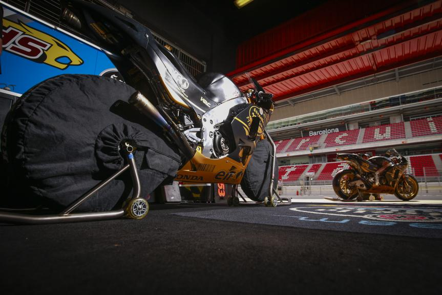 Estrella Galicia 0,0 Marc VDS, MotoGP Official Test