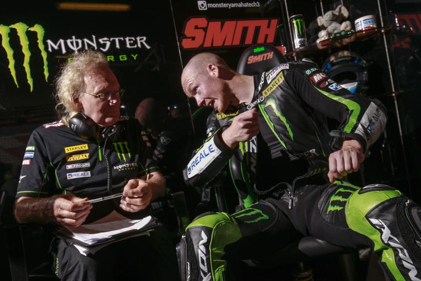 Bradley Smith, Monster Yamaha Tech 3, MotoGP Official Test