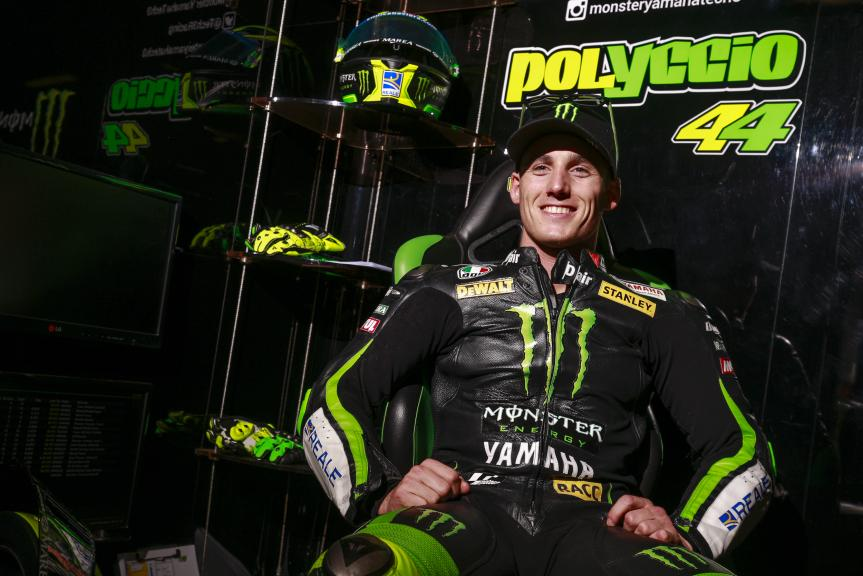 Pol Espargaro, Monster Yamaha Tech 3, MotoGP Official Test