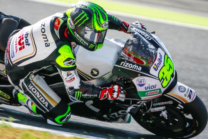 Cal Crutchlow, LCR Honda, Montmelo, MotoGP Official Test