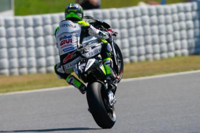 "Crutchlow: ""I beat a lot of guys that I didn't last time"""