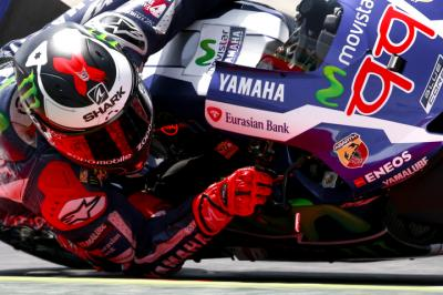 "Lorenzo: ""I could get through the day quite well"""