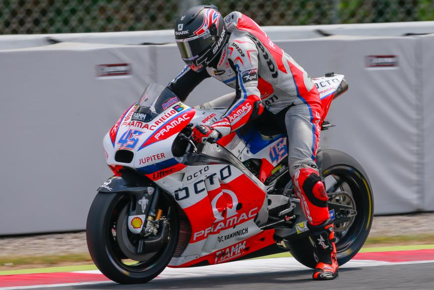 Scott Redding, OCTO Pramac Yakhnich, Montmelo, MotoGP Official Test