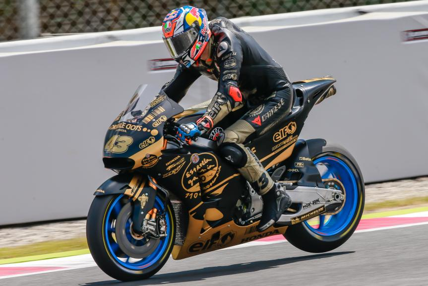 Jack Miller, Estrella Galicia 0,0 Marc VDS, Montmelo, MotoGP Official Test