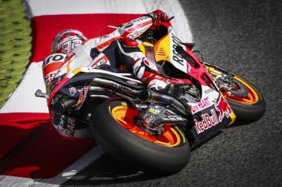 "Marquez: ""We've taken a small step forward"""