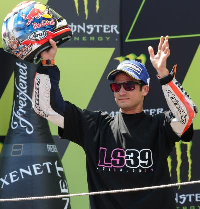 Pedrosa Blog: You'll always be in our hearts, Luis