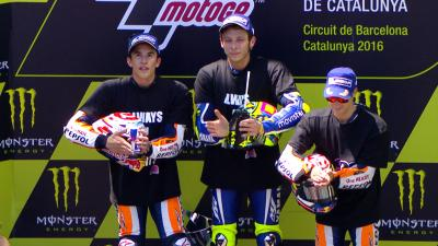 MotoGP Rewind: A recap of the #CatalanGP