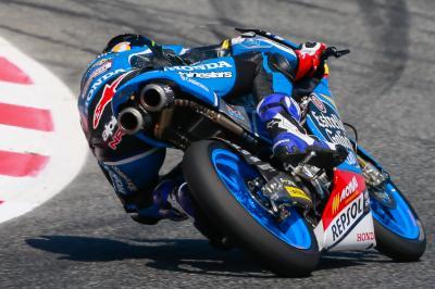Navarro bricht sich das Bein beim Training in Valencia