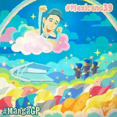 #MangaGP // #CatalanGP by @ranka_fujiwara