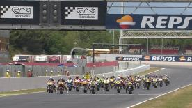 Highlights of the FIM CEV Repsol Moto2 race 2.