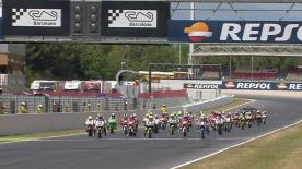 Highlights of the FIM CEV Repsol Moto3 race 2.