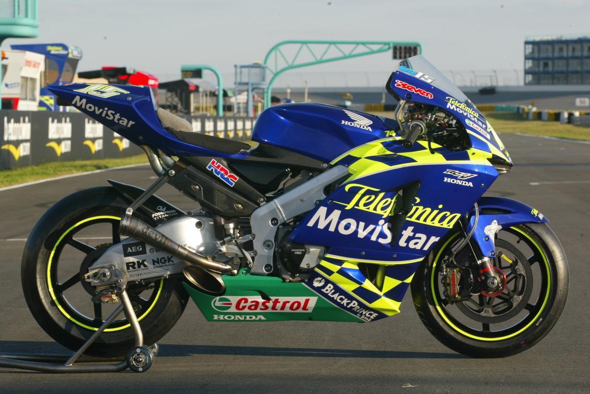 Back When: Honda RC211V 2004 – Equally competitive | MotoGP™