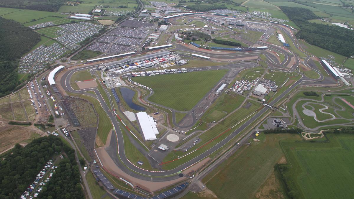 Octo renew British MotoGP™ World Championship round sponsorship | MotoGP™