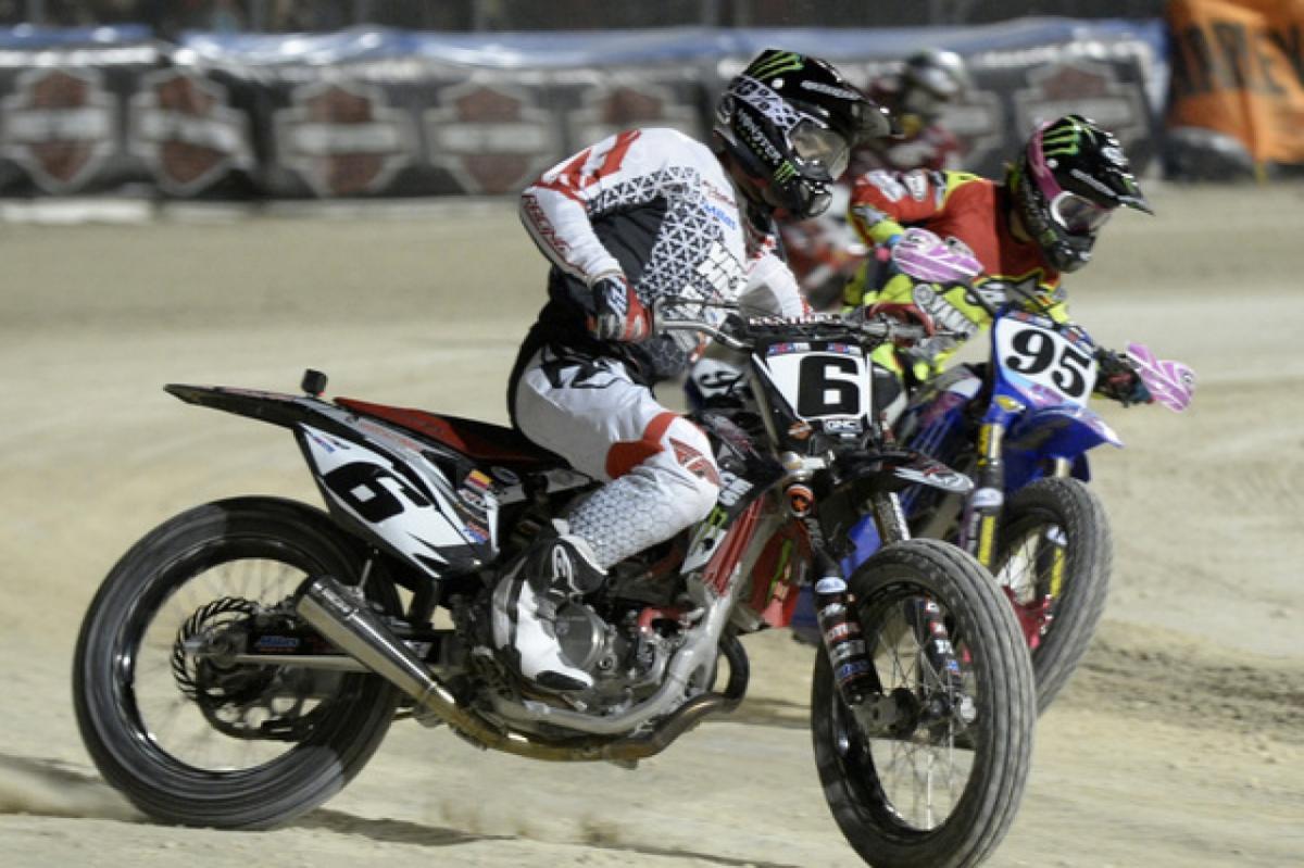 AMA GNC Champion Brad Baker to Race Spanish Flat Track   MotoGP™