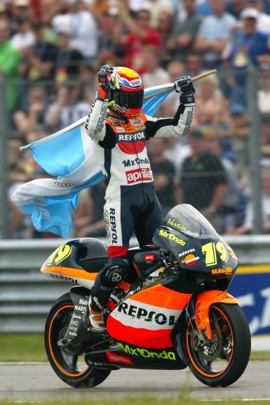 Sebastián Porto, GP de Holanda 2005