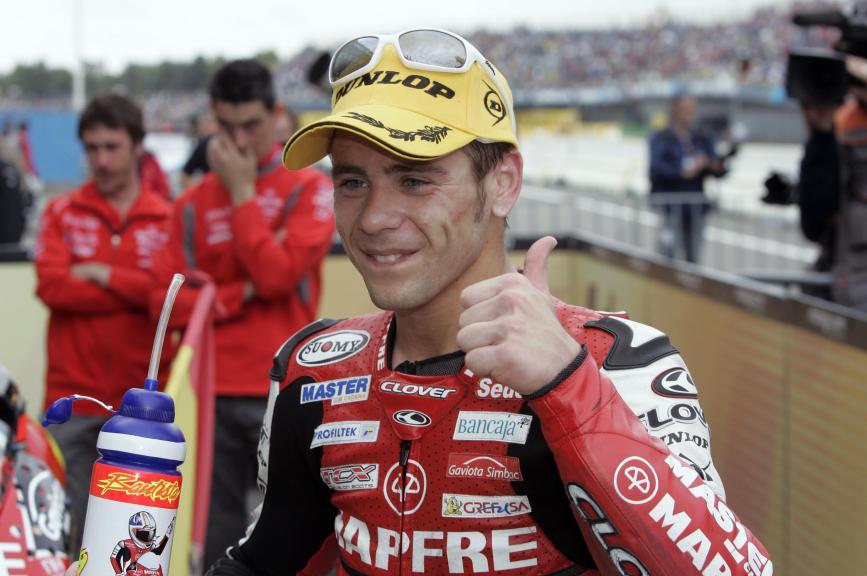 Alvaro Bautista GP Holanda 2009 Assen