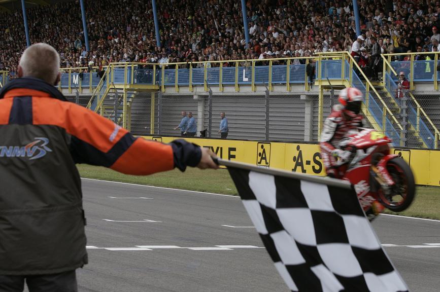 GP Holanda 2009 Alvaro Bautista. Assen