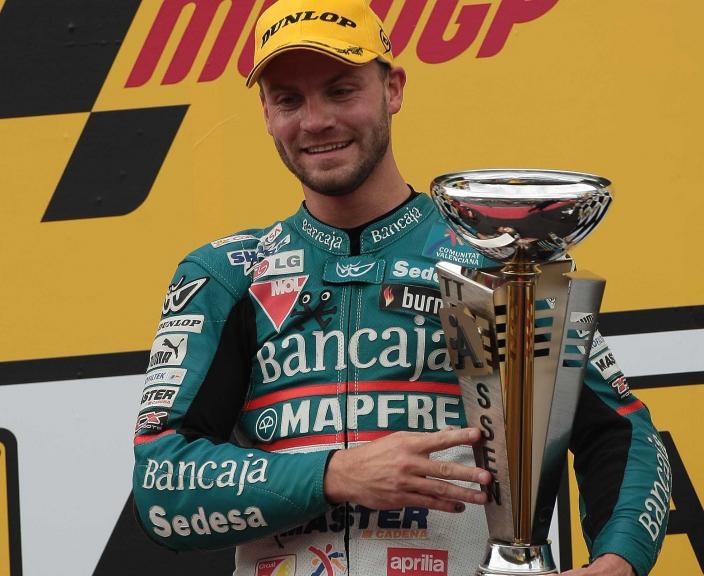 Gabor Talmacsi 2008 GP de Holanda Assen
