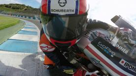 Go behind the scenes of the Red Bull MotoGP™ Rookies Cup with GoPro, the starting point for many future MotoGP™ stars.