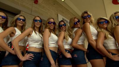 Las chicas del paddock en #AmericasGP