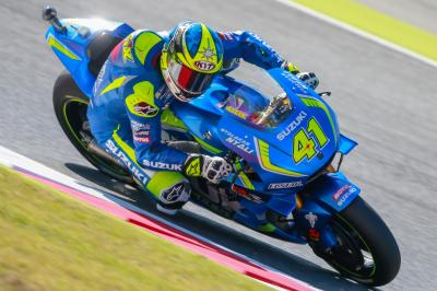 """Espargaro: """"I will probably go back to the standard chassis"""""""