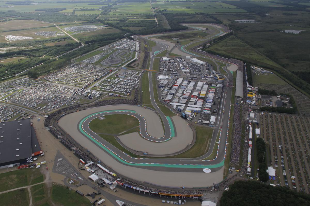 Michelin ready to worship at the 'Cathedral of Speed' | MotoGP™