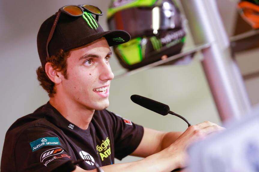 Alex Rins, Press conference Motul TT Assen