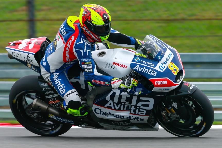 Hector Barbera, Avintia Racing, Motul TT Assen