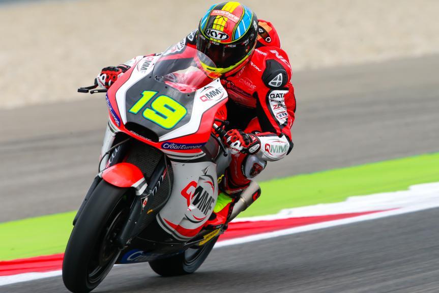 Xavier Simeon, QMMF Racing Team, Motul TT Assen